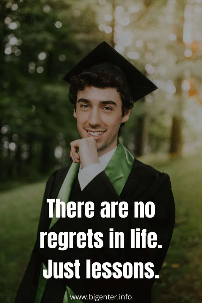 Graduation Caption for Myself