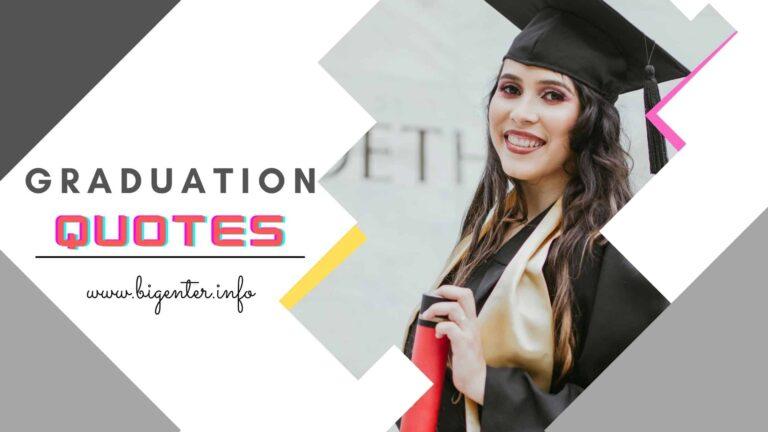 Quotes on Graduation