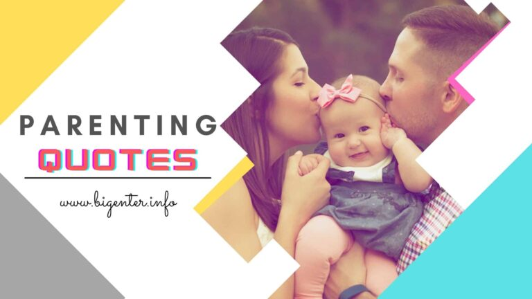 Quotes on Parenting