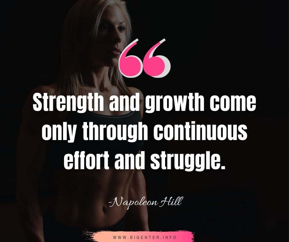 Quotes with Strength