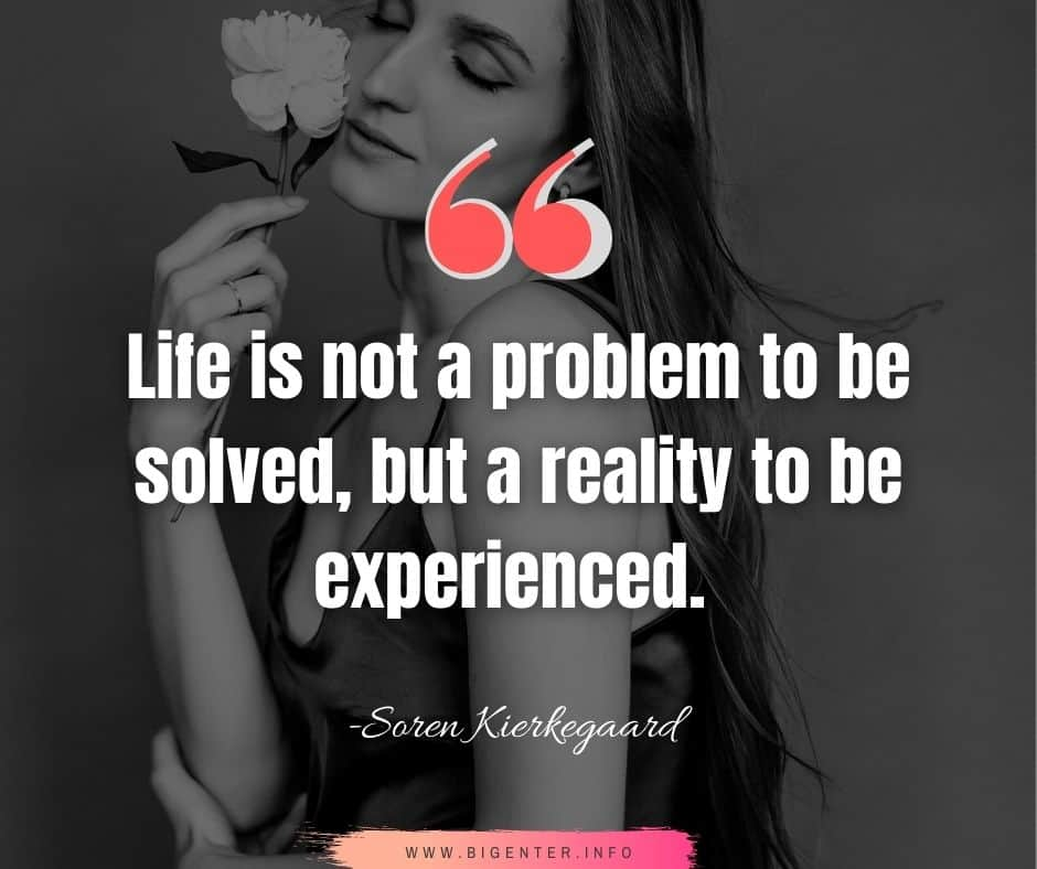 Reality of Life Quotes