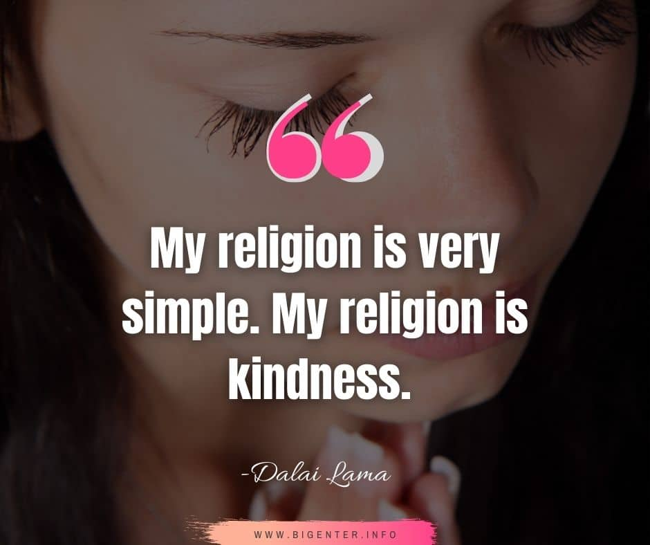 Love and  Religion Quotes