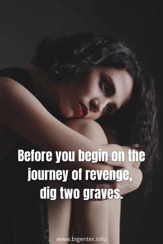Quotes on Revenge