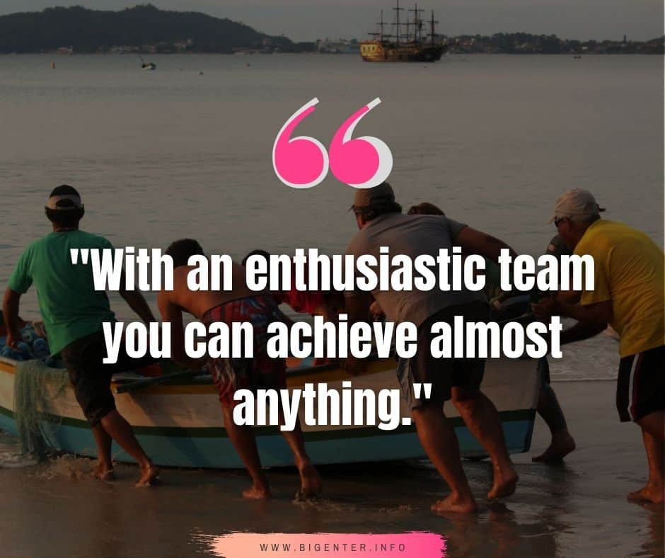 Teamwork Quotes for Tough Times