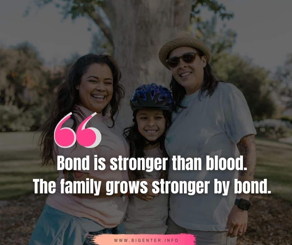 Togetherness Quotes for Family