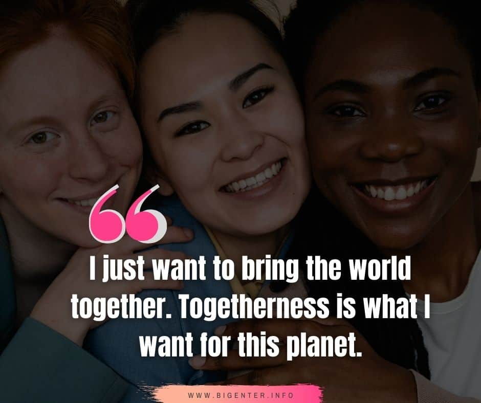 Beautiful Quotes on Togetherness