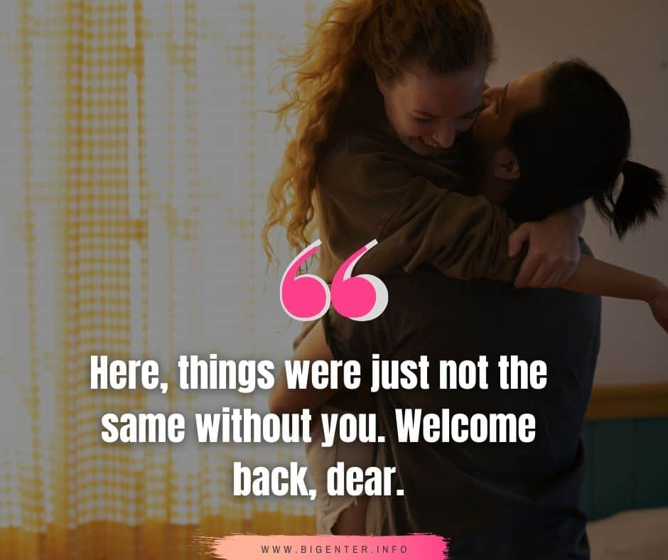 Welcome Quotes for Home