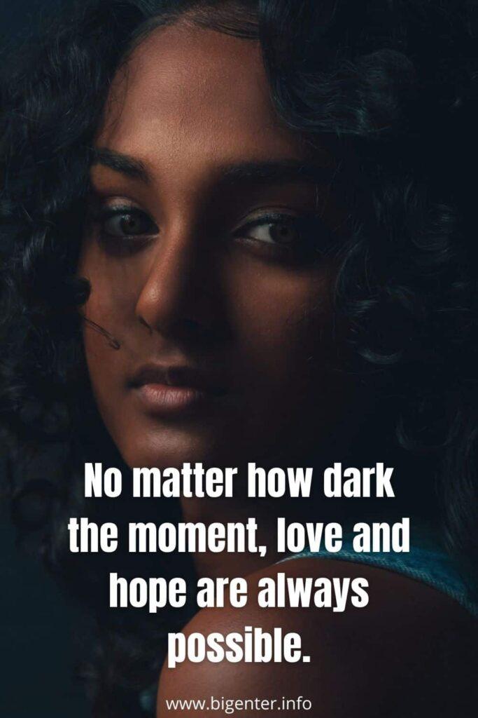 Dark Quotes Short