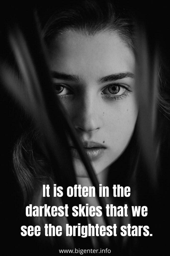 My Life is Dark Quotes