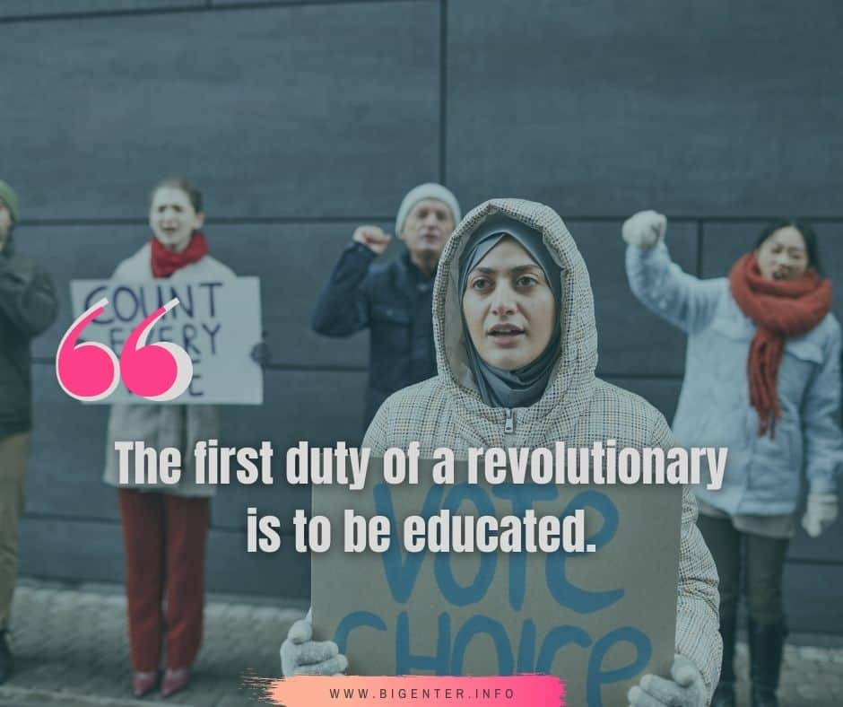 Che Guevara Quotes on Education