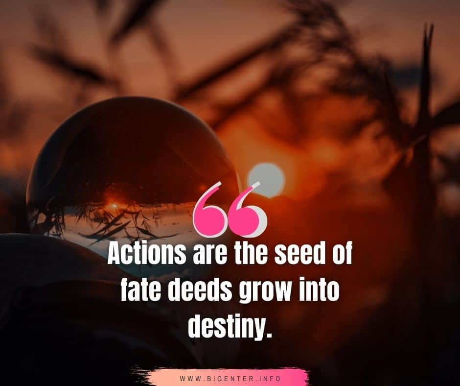 Destiny Quotes