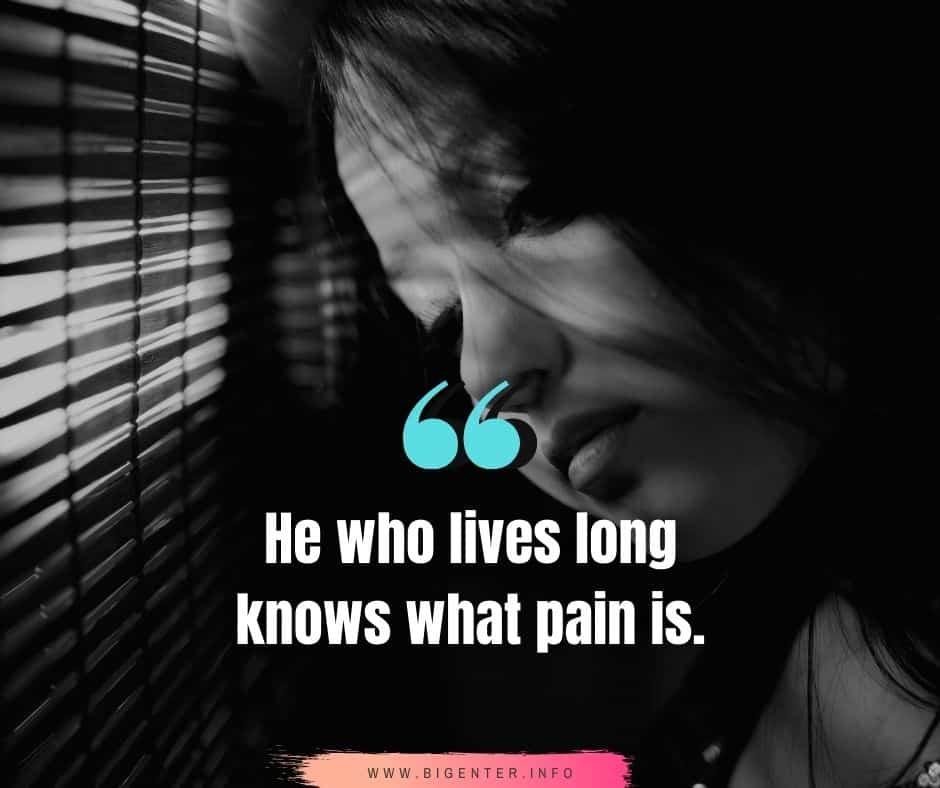 Life Hurt Quotes
