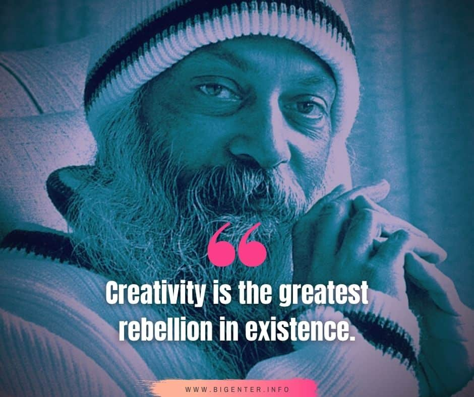 Osho Quotes About Life