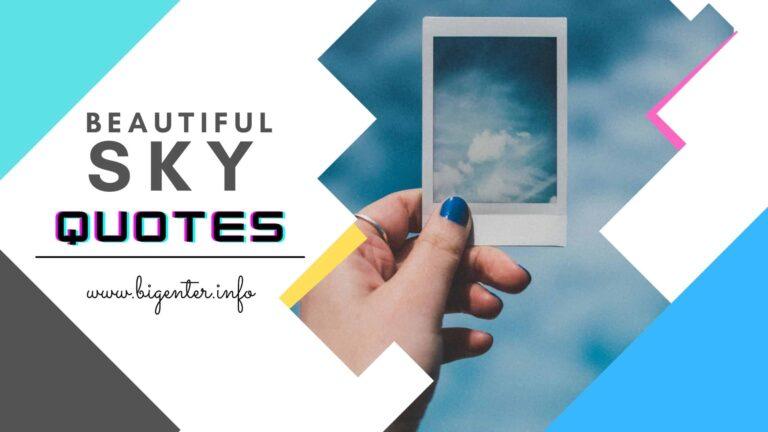 Sky Quotes