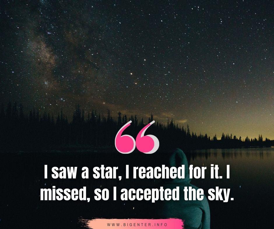 Sky Quotes Instagram