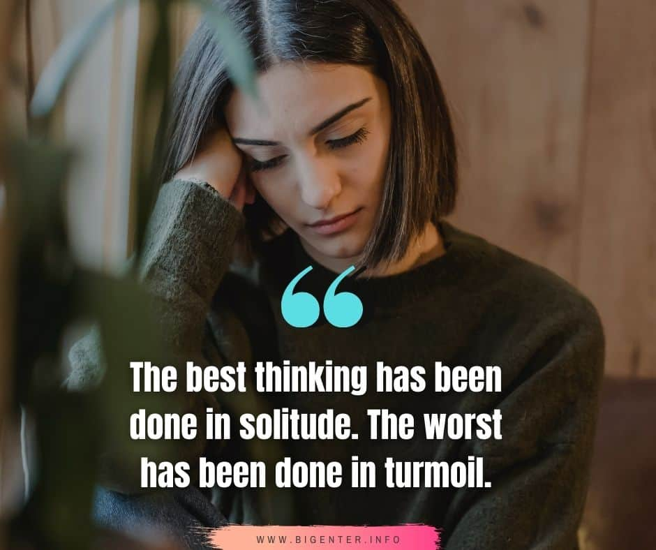 The Art of Solitude Quotes