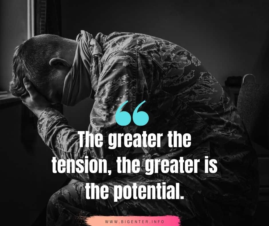 Tension Quotes
