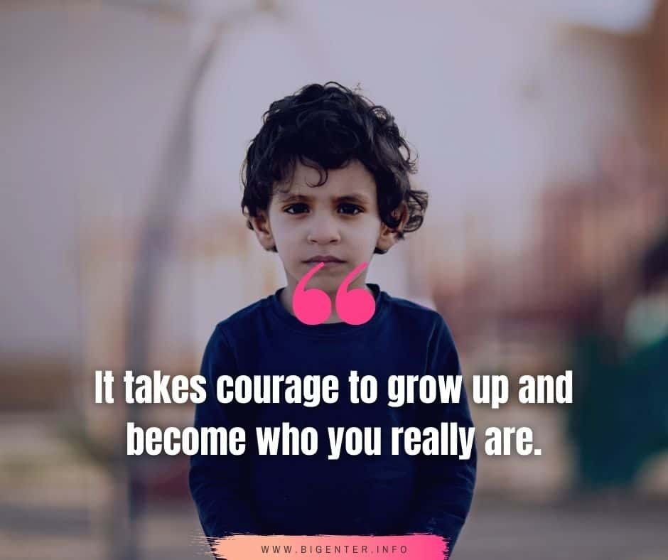 Cute Childhood Quotes