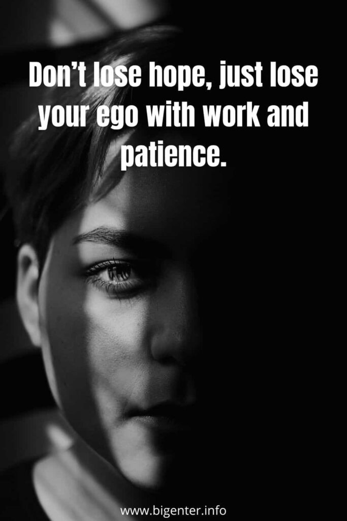 Ego Quotes in Relationship