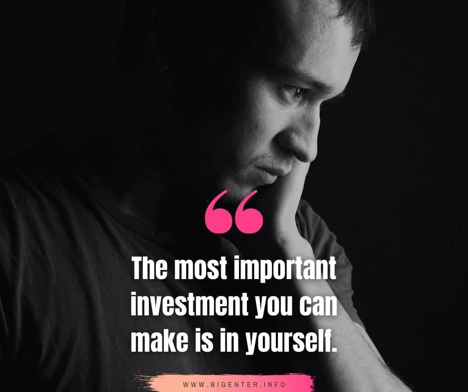 Quotes on Finance and Investment