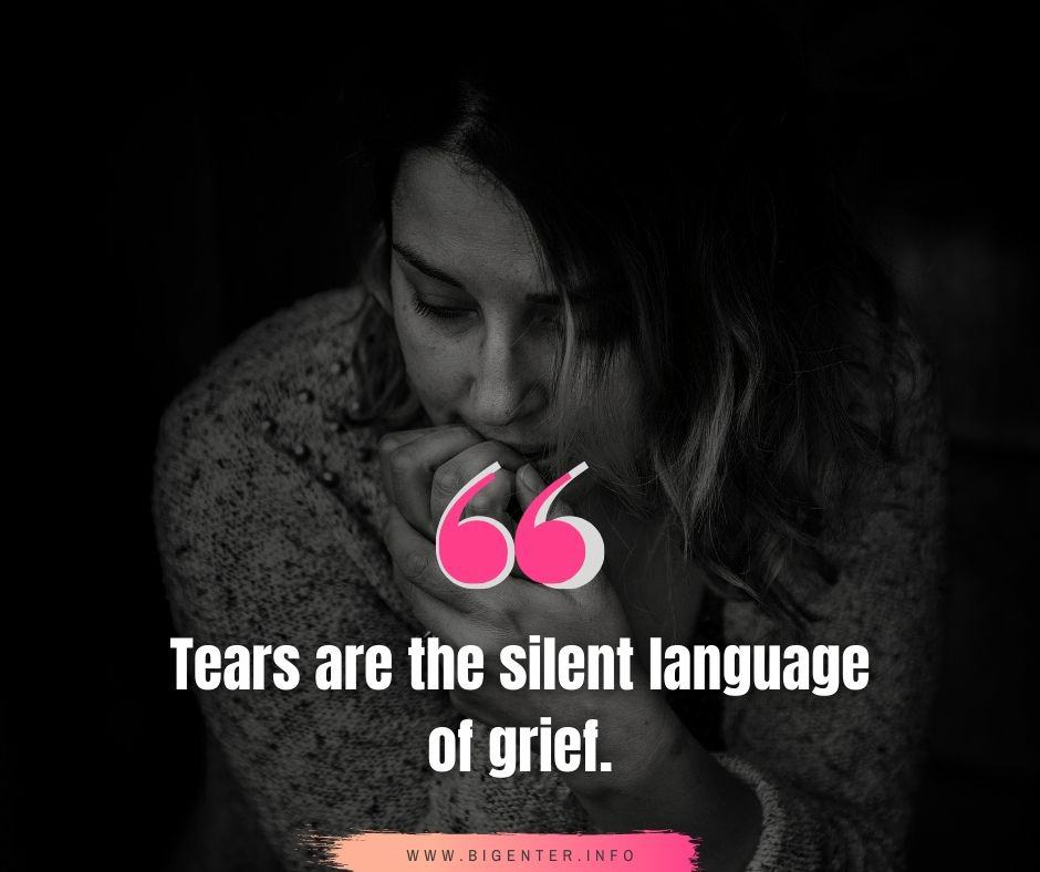 Power of Tears Quotes