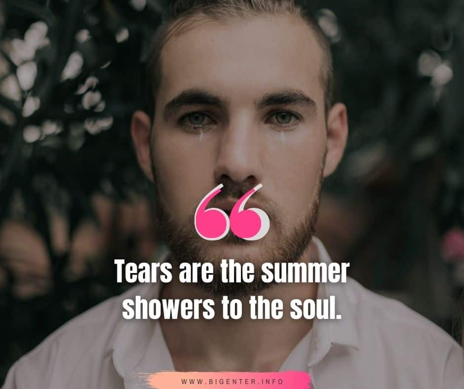 Eyes Full of Tears Quotes