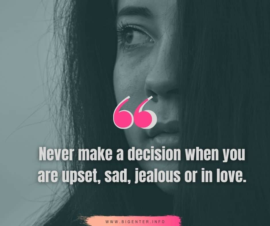 Upset Quotes on Life