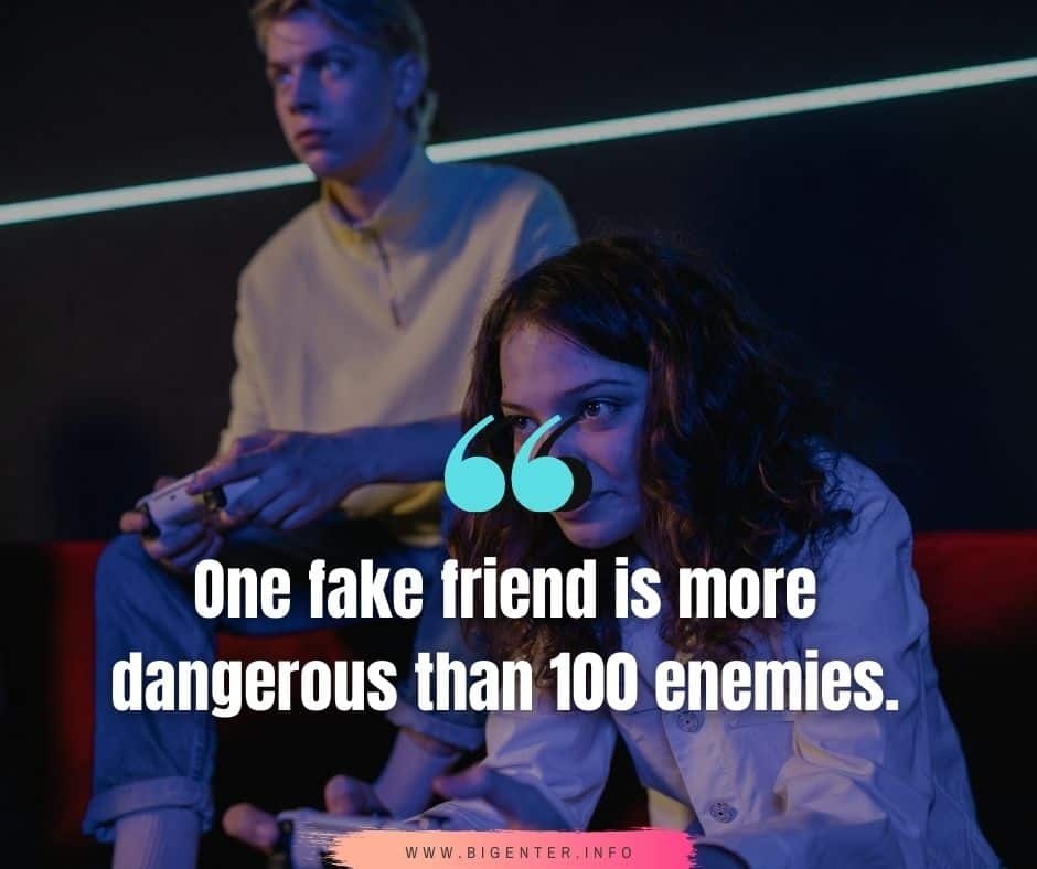 Avoid Bad Friends Quotes