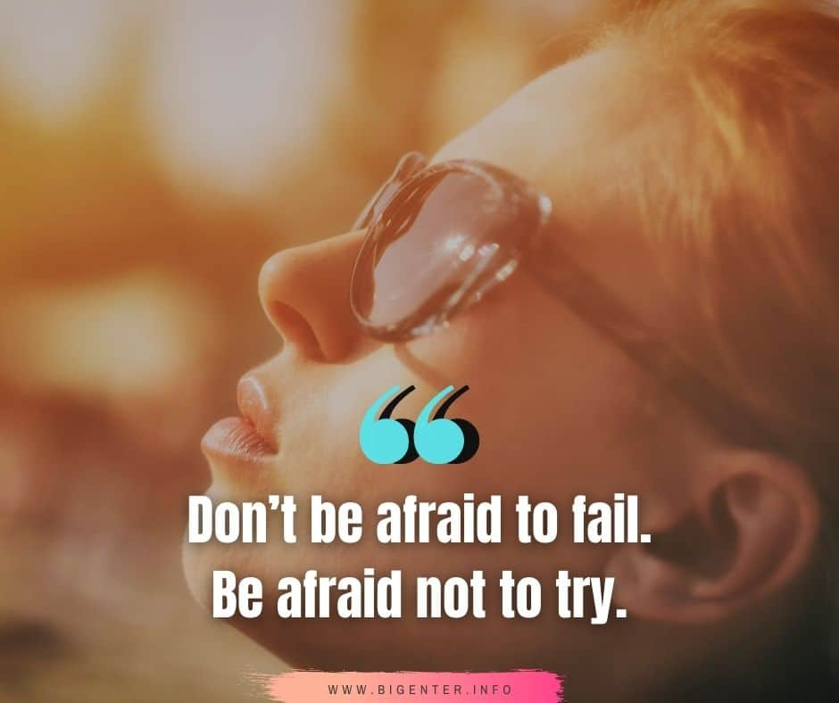 Fearless Quotes Short