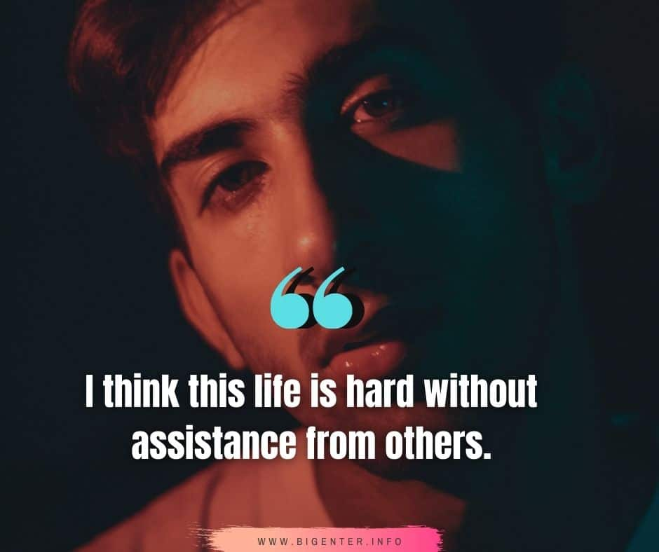 Hardship of Life Quotes