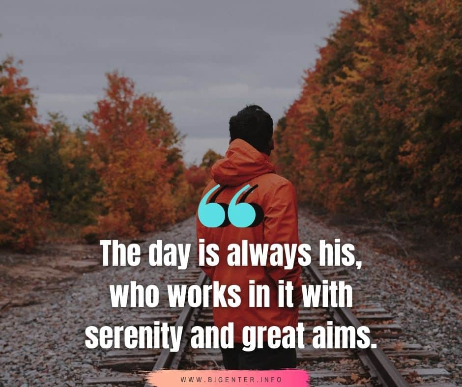 Serenity Quotes For Instagram