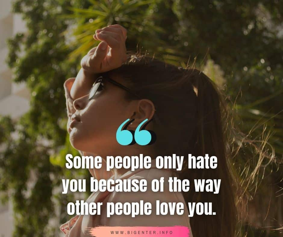 Jealousy Quotes for Haters